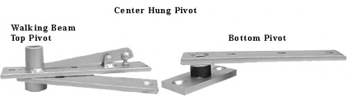 Center-Hung-Pivot